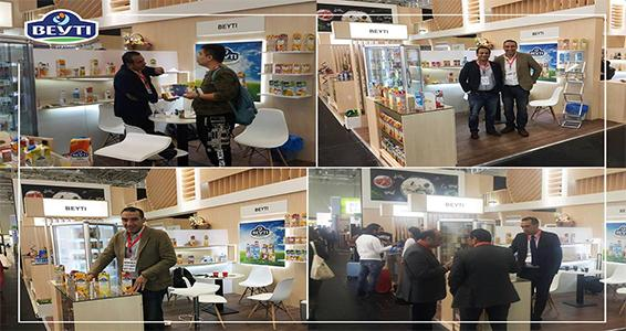 After the success of Beyti in Anuga International Food Fair
