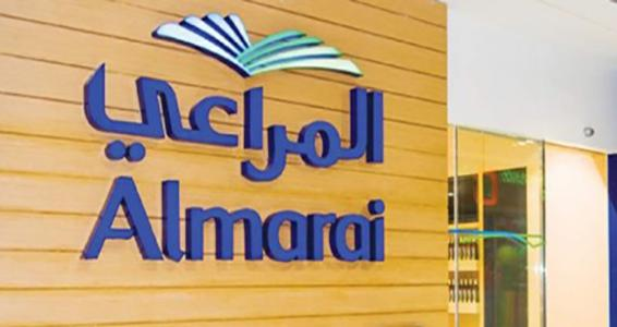 After winning the Crystal African regional award Almarai receives the Super Brands Award