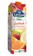 Beyti Tropicana Cocktail Juice 1ltr
