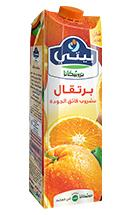 Beyti Tropicana Orange Juice 1ltr